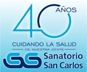 Sanatorio San Carlos en Bariloche, Argentina
