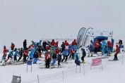 Slalom Gigante SAC 2015 LARGADA