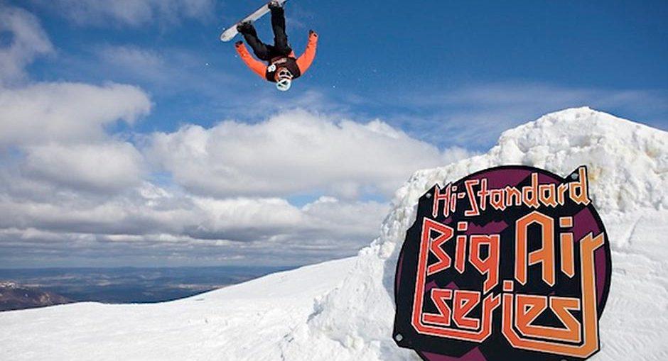 Big Air Series